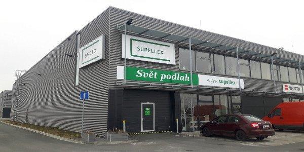 Supellex svět podlah - Plzeň